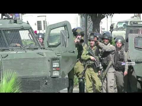 Israel levanta un muro dentro de la parte palestina de Jerusalén y crece la tensión
