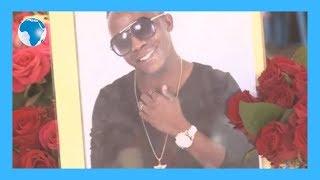 Award-winning gospel artist Dennis Mwangi alias Papa Dennis laid to