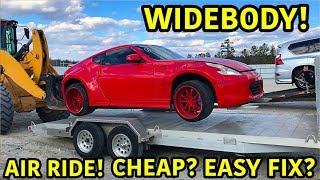 We Bought An Auction Drift Car!