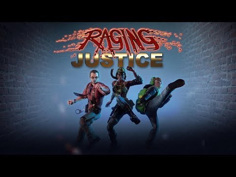 RAGING JUSTICE - New Character & Release Date Trailer (Steam, Nintendo Switch, PS4 & Xbox One) thumbnail