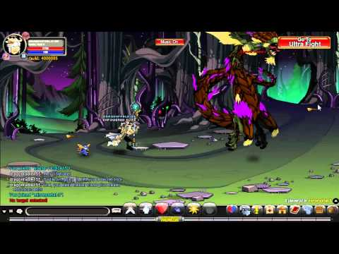 AQW How To Defeat Chaos Lord Xiang Very Quickly! - смотреть