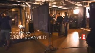 Castle documentaire 'Les Secrets d'une Série Phénomène' extrait #2