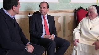Entrevista realizada por Iglesia Miguelturra Tv a D. Alfonso Aguiló, Presidente de Fundación Arenale