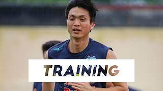 Training   Hoàng Anh Gia Lai hướng đến cuộc đối đầu trên sân Thanh Hóa   HAGL Media