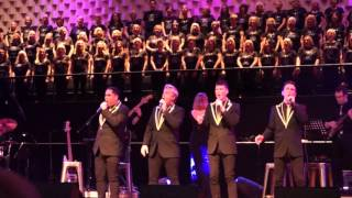 You'll Never Walk Alone by G4 and Just Sing