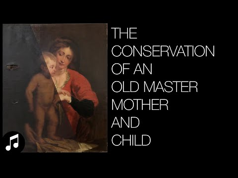 Old Master Painting Conservation [9:23]