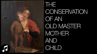 Old Master Painting Conservation