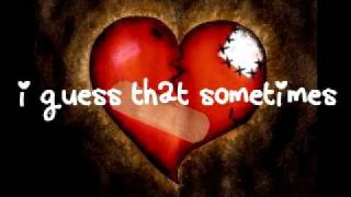 The All American Rejects-The Poison (with lyrics)