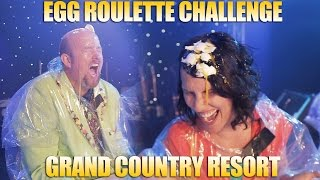Egg Roulette Challenge at Grand Country Resort Video