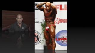 Jesse James Leyva History in fitness