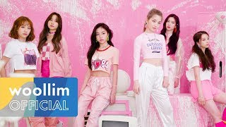 Rocket Punch(로켓펀치) 'Pink Punch' Album Jacket Making Video