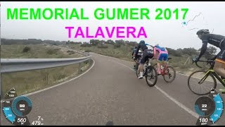 Memorial Gumer 2017 map, GPS-track and video.