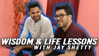 From monk to Forbes 30 under 30. Life lessons by Jay Shetty