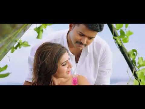 Theri Songs   En Jeevan Official Video Song   Vijay, Samantha   Atlee   G V Prakash Kumar