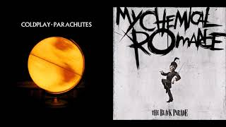 I Don't Love Yellow - Coldplay vs My Chemical Romance (Mashup)