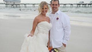 Hilton Clearwater Beach Wedding Photographer
