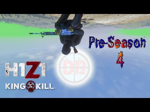 H1Z1 PS4 |STATS RESET AGAIN | SEASON 2 | Top 10 Solo Player