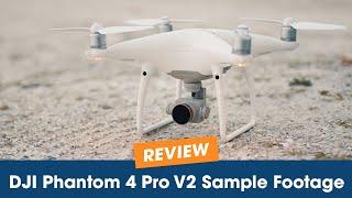 DJI Phantom 4 Pro V2 Sample Footage   4k 60 fps