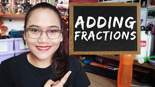 Adding Fractions - Civil Service Exam Review