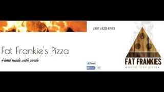 preview picture of video 'Pizza Caterer Rockville MD Fat Frankie's Pizza'