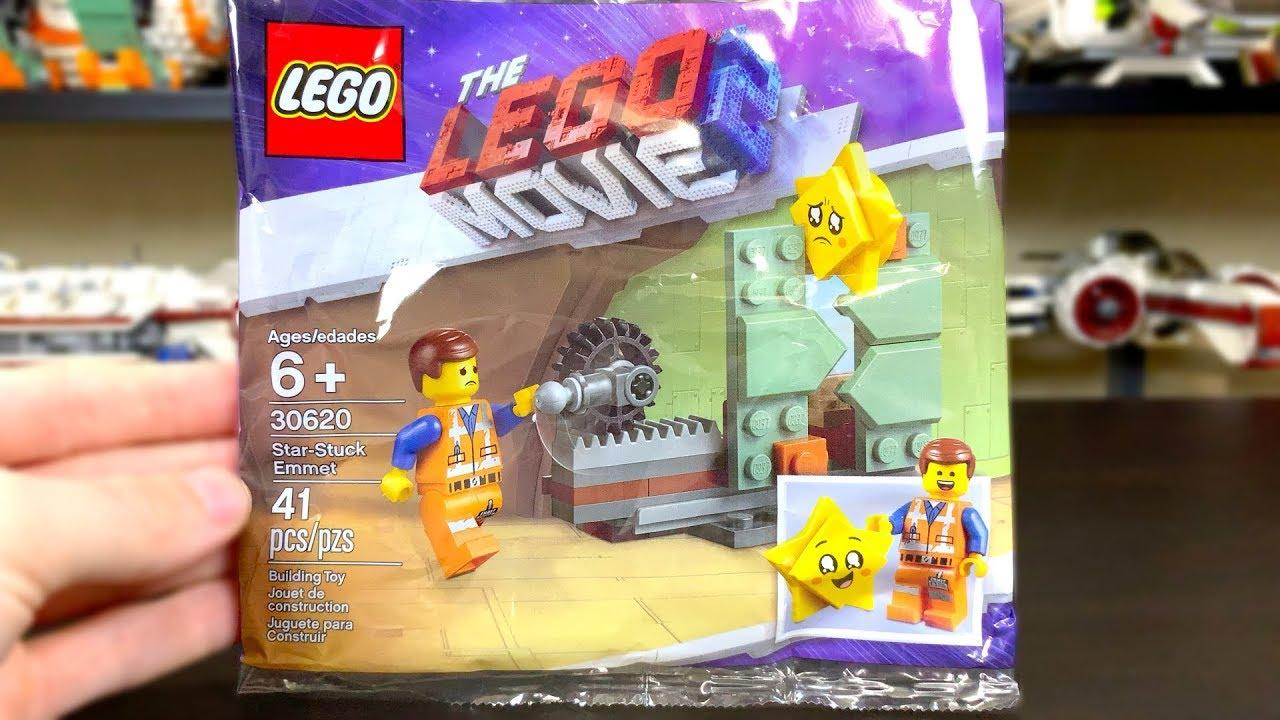 LEGO Movie 2 30620 Star-Stuck Emmet Review!