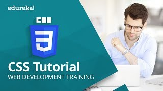CSS Tutorial For Beginners | CSS Crash Course In One Hour | Web Development Tutorial | Edureka