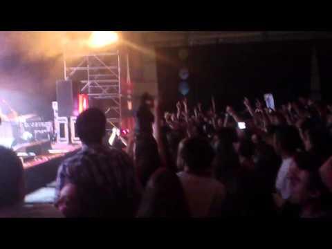 Love of lesbian Club de fans de John Boy Polifonik Sound 2012 (Barbastro)