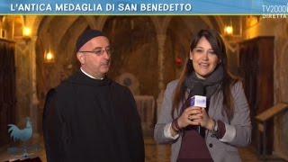 L'antica medaglia di San Benedetto