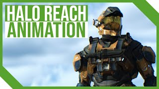 RETURN - Halo: Reach Animation