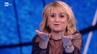 Luciana Littizzetto e i finali alternativi - Che tempo che fa 14/01/2018