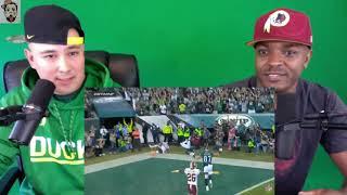 Redskins vs Eagles | Reaction | NFL Week 7 Game Highlights | Kholo.pk