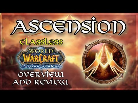Project Ascension | World of Warcraft Private Server Overview and Review