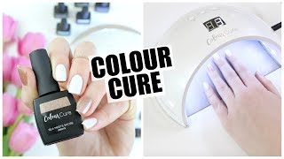 NEW Colour Cure By Jamberry! | Tutorial & Review