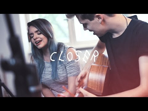 Closer - The Chainsmokers (ft. Halsey) - Acoustic Cover Mp3