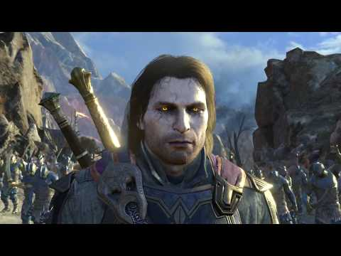 Shadow of War - HIGH Level Fortress Siege & Max Level 65 Overlord Boss