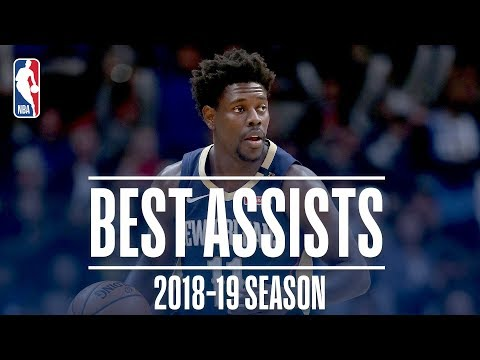 Jrue Holiday's Best Assists | 2018-19 Season | #NBAAssistWeek