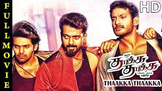 Thakka Thakka Full Movie HD   Vikranth   Abhinaya   Aruldoss   Sanjeev