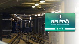 Érdekességek a felújított metró déli szakaszáról