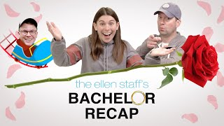 Ellen Staff's 'Bachelor Recap': Cut to the Chase… Rice