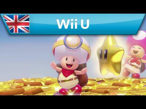 Nové pěkné video na plošinovku Captain Toad: Treasure Tracker