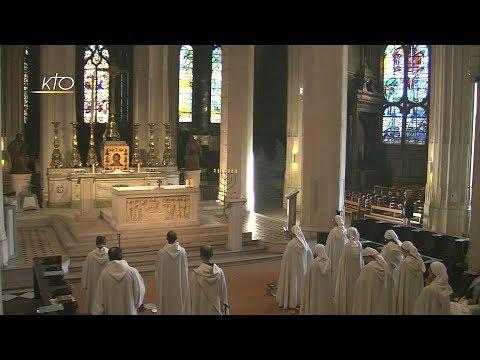 Vêpres et messe du 23 septembre 2017