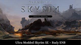 Rudy ENB - Skyrim SE Ultra Modded