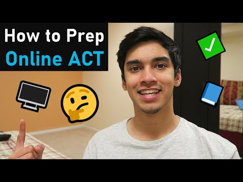 How to Prep for the Online ACT in 2020   Online ACT Do's and Don ...