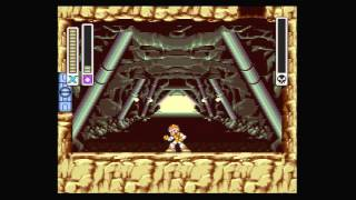 Mega Man X 100% In 35:53