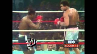 Muhammad Ali Vs. Joe Frazier   III   Highlights! *HD*