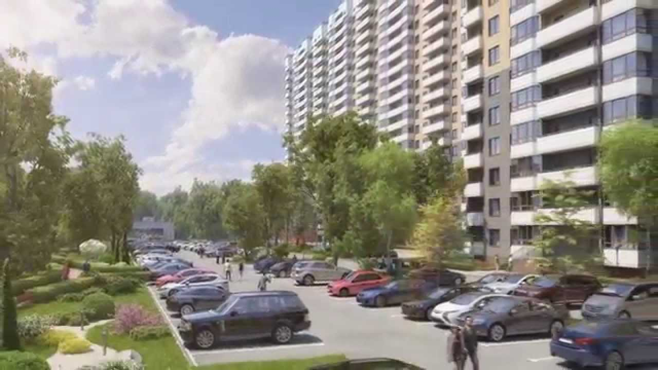 Видео ЖК Аврора Парк