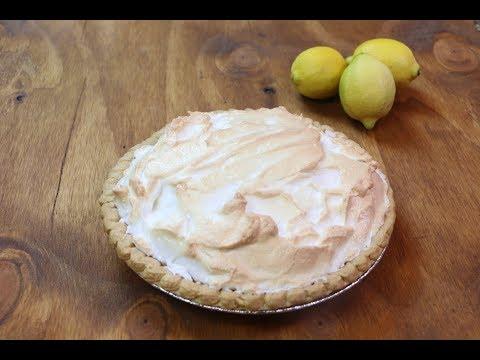 Lemon Meringue Pie Recipe – How to Make Lemon Meringue Pie