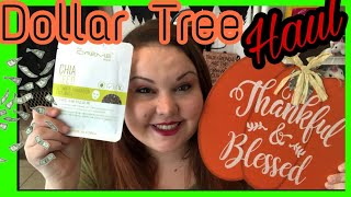 Dollar Tree Haul | NEW ITEMS!!!! | August 9, 2018