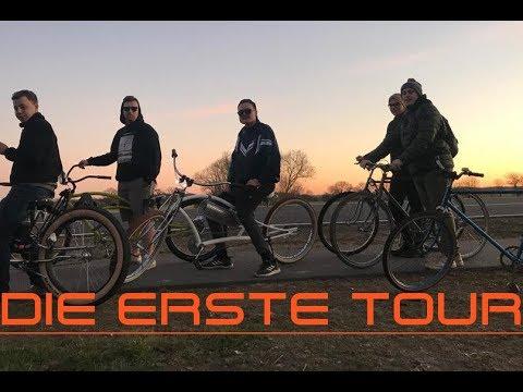 ERSTE TOUR | BEACH CRUISER FAHREN | V-LOG | ZurkonSushi | German / Deutsch