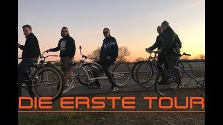 ERSTE TOUR   BEACH CRUISER FAHREN   V-LOG   ZurkonSushi   German / Deutsch